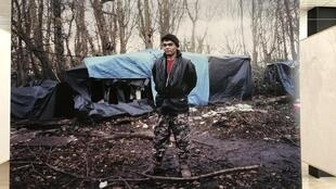 """Exposition """"Photographier l'exil"""". Leaving in the Jungle. Sabir, Calais. 2015. William Gaye."""