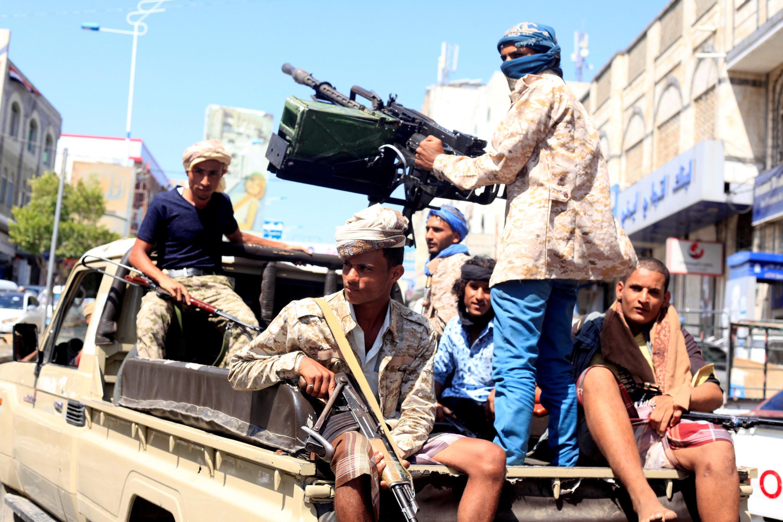 نیروهای دولتی در یمن - چهارشنبه ۳۱ اکتبر