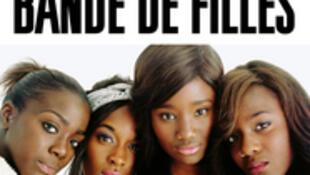 L'affiche du film «Bande de filles».