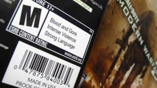Les mineurs américains pourront continuer à acheter des jeux vidéo violents selon une décision de la Cour suprême, le 27 juin 2011.