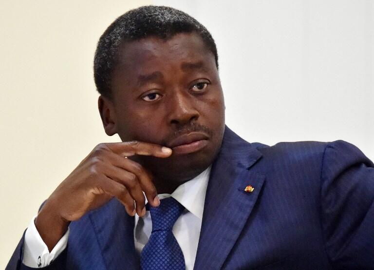 Shugaba  Faure Gnassingbé na kasar Togo