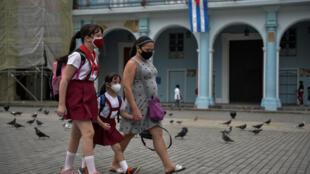 La Habana ya había aplicado desde el fin de semana pasado restricciones como la suspensión del transporte público por las noches y la paralización de los autobuses que viajan a otras provincias