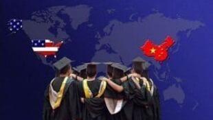 美国是中国留学生首选国家