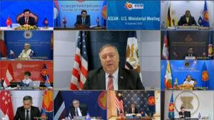 ASEAN - Vietnam - USA - Pompeo
