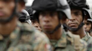 Un importante dispositivo de seguridad espera a los líderes de la Cumbre de las Américas en Panamá del 10 al 11 de abril.