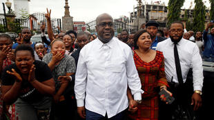 В ДРК суд официально объявил победителем президентских выборов Феликса Чисекеди