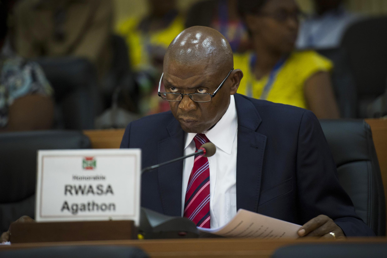 Après avoir jugé le processus électoral «fantaisiste», le principal opposant à Pierre Nkurunziza, Agathon Rwasa, a pourtant décidé de siéger à l'Assemblée nationale.