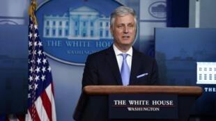 美国国家安全顾问奥布莱恩资料图片