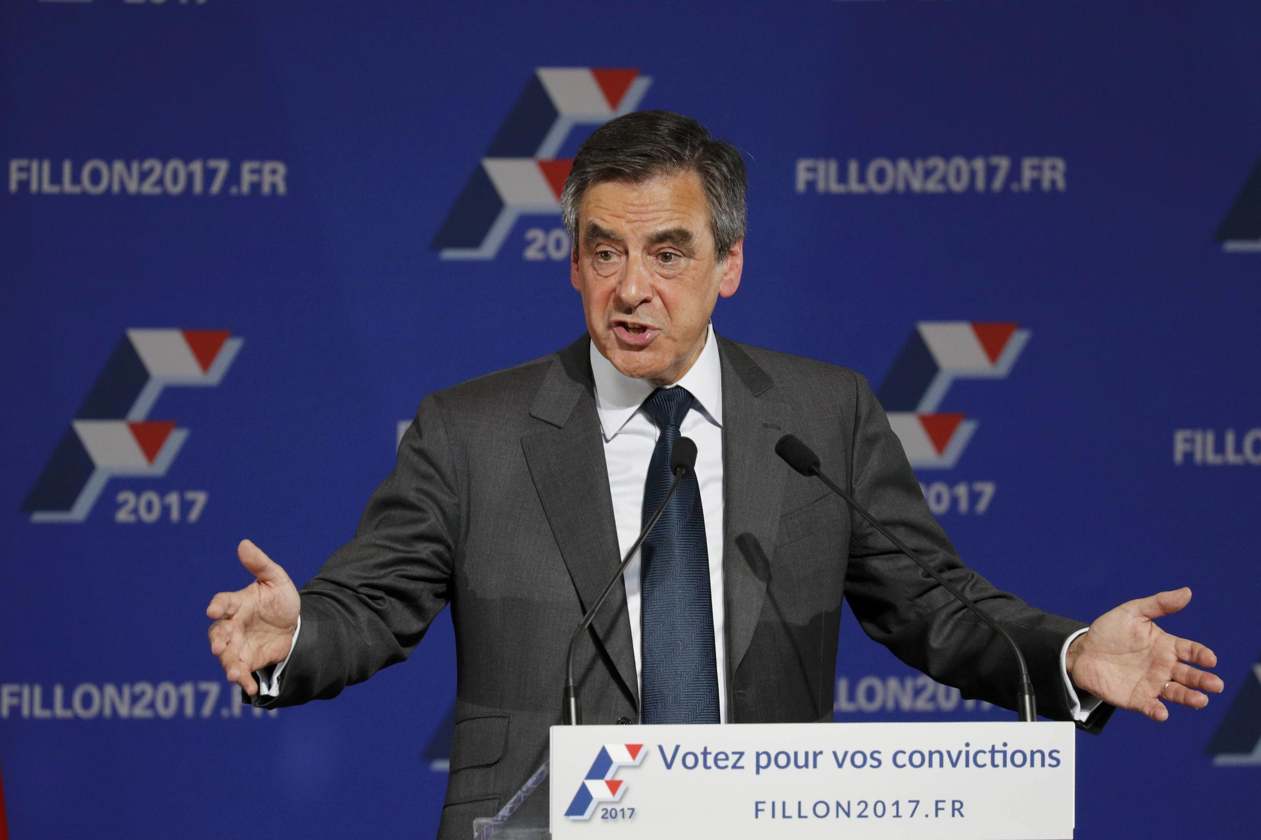 François Fillon is the firm favourite to win the centre-right primary.