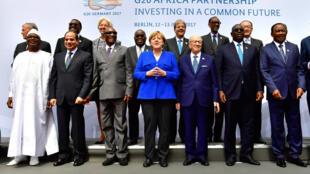 La présidence allemande du G20 a accueilli ce lundi 12 et mardi 13 juin à Berlin, une dizaine de dirigeants africains et des interlocuteurs du monde économique pour une conférence intitulée «Partenariat G20 Afrique, investir dans un avenir en commun».