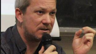 L'universitaire Julien Salingue, auteur du livre «La Palestine d'Oslo».