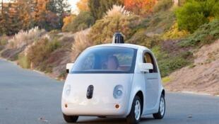 Carro autônomo desenvolvido pelo Google
