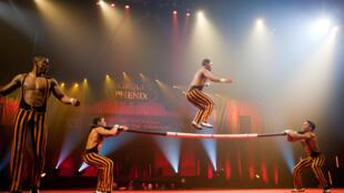 La Compañía Havana estuvo en el 33° festival Mondial du cirque de demain en París.