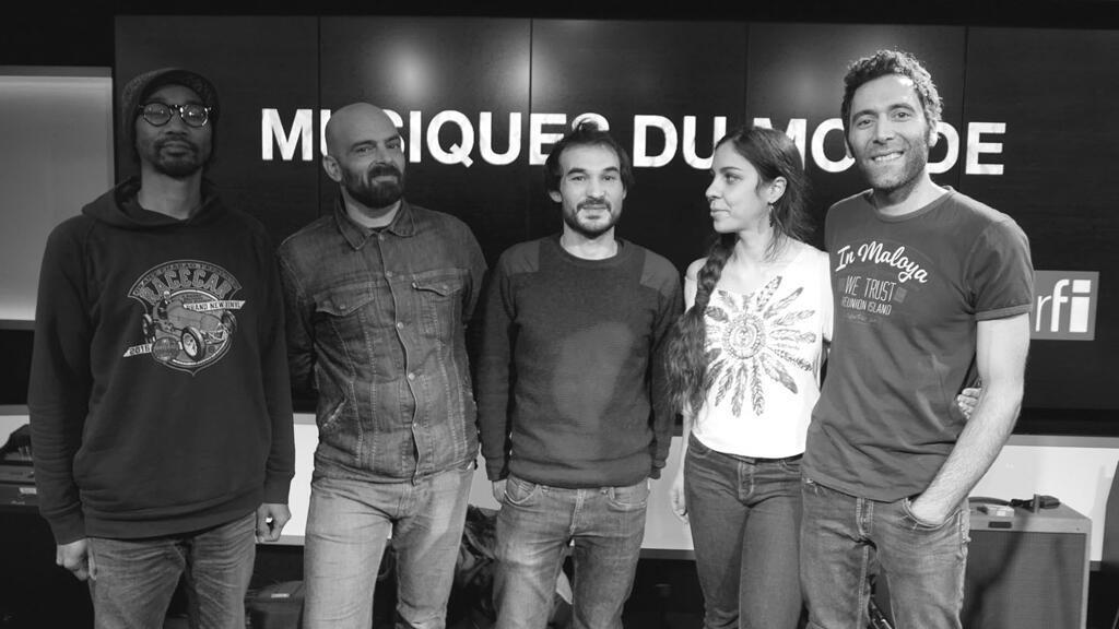 The Waxidermist et Bonbon Vodou à RFI.