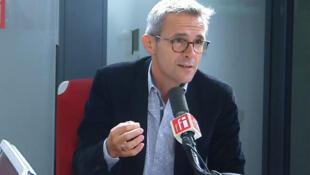 Stéphane Troussel, président PS du département de la Seine-Saint-Denis.