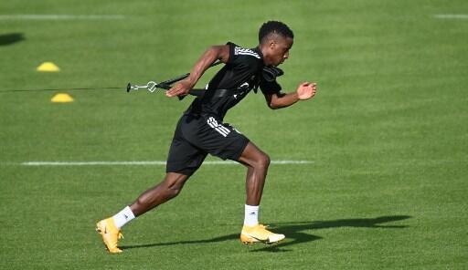 Bouba Sarr, Bayern Munich