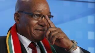 Shugaban Africa ta kudu Jacob Zuma
