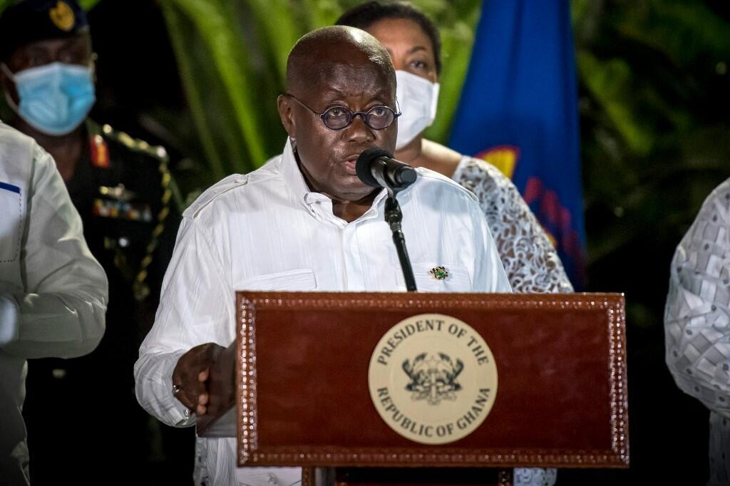 Shugaban Ghana Nana Akufo-Addo