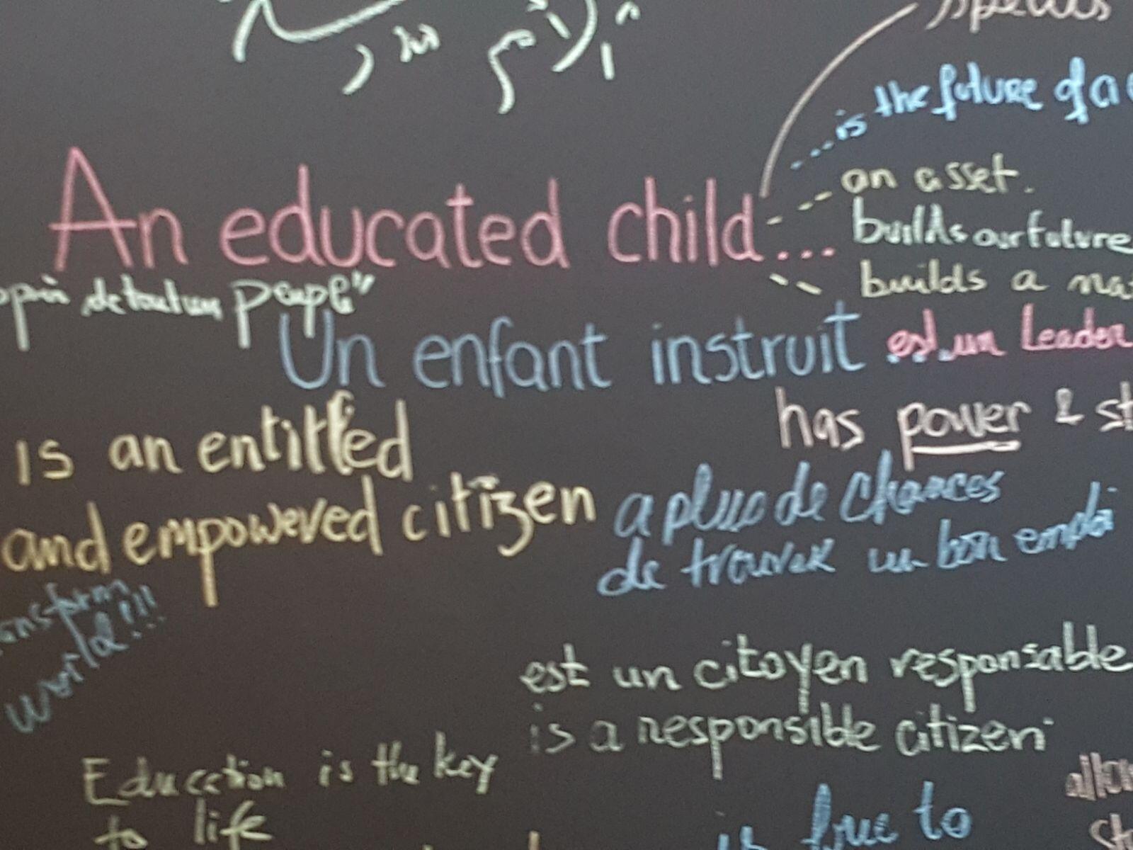 Partenariat Mondial pour l'Education.