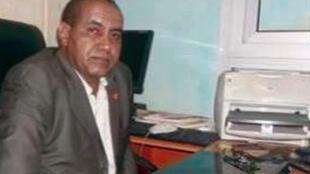 Le député malien Ibrahim Ag Mohamed Assaleh, député de Boulem et proche du MNLA.