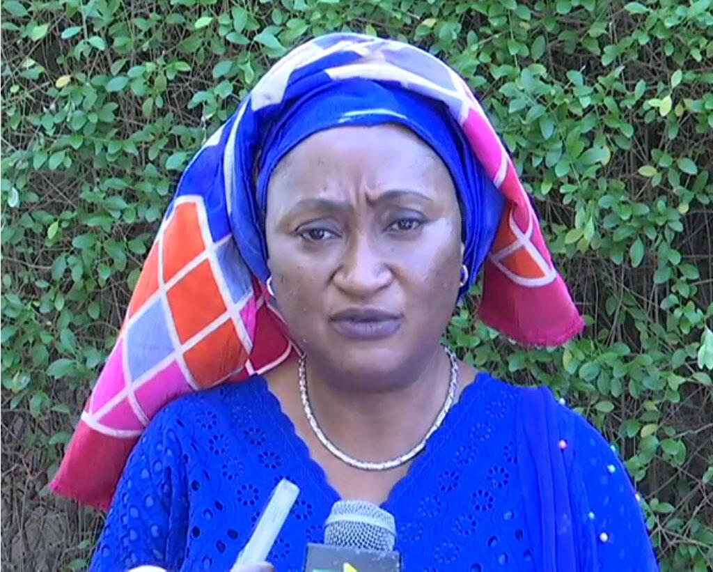 Docteur Bintou Dembélé, directrice exécutive de l'ONG Arcad-Sida Mali (capture d'écran).