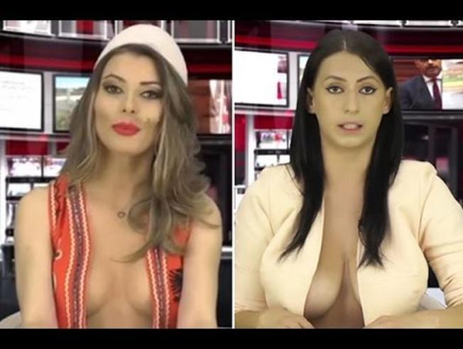24-летняя Грета Ходжай (слева) пришла на смену предыдущей звезде канала — 21-летней Энки Брашай и уже завоевала признательность зрителей