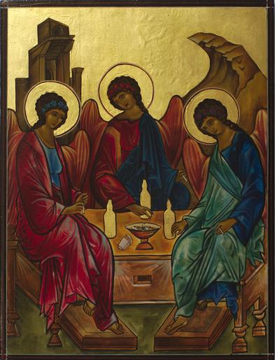 «Троица» Оксаны Шачко