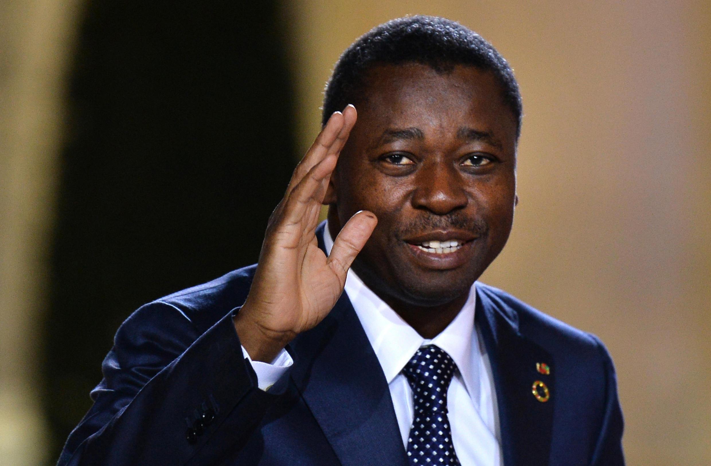 Le président togolais, Faure Gnassingbe.