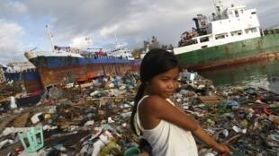 Muitas ilhas das Filipinas foram totalmente devastadas pelo supertufão Haiyan.