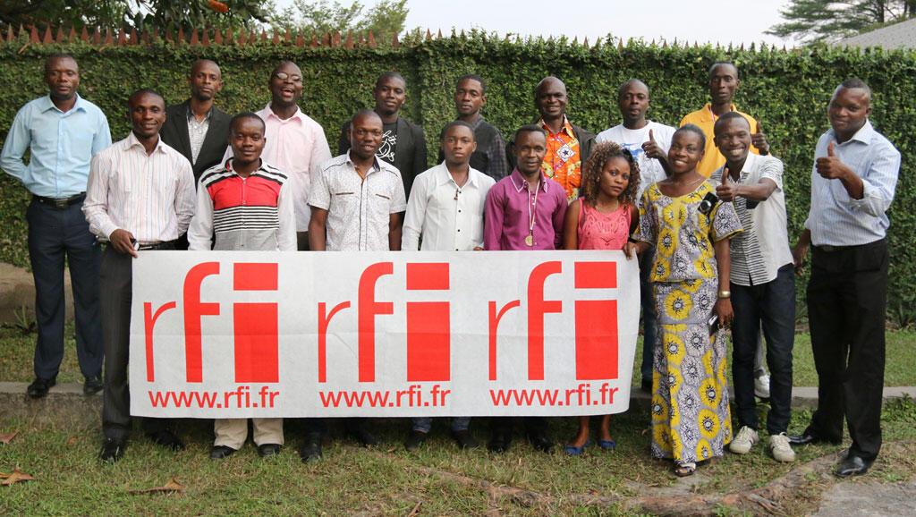 Le Club RFI Kinshasa.