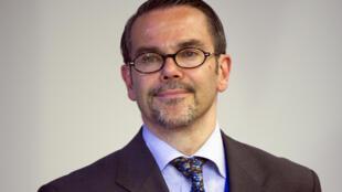 Romain Nadal, portavoz de la Cancillería francesa.