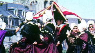 布列塔尼民族舞蹈
