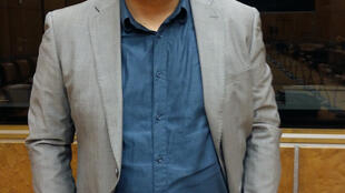 Leonardo Sakamoto, cientista social e ativista brasileiro contra escravidão