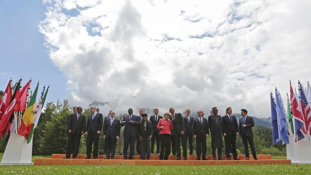 Lãnh đạo G7 2015 tại Bayern đã đạt được tiến bộ trong  hồ sơ khí hậu toàn cầu.