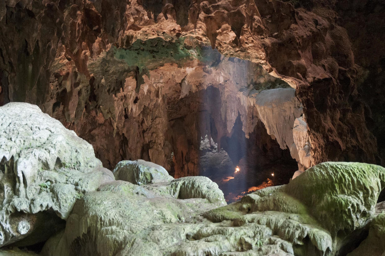 Cueva de Callao, en Filipinas.