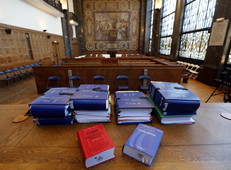 Tribunal correctionnel de Marseille, le 9 décembre 2013.