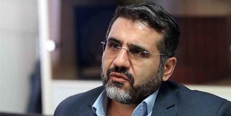 Esmaili-Ministre iranien de culture