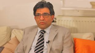 مهرداد درویشپور، استاد دانشگاه و جامعه شناس در استکهلم