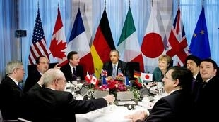 3月24日在荷兰海牙举行的核安全峰会