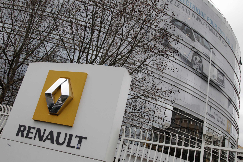 A sede da Renault, em Boulogne-Billancourt, periferia de Paris.