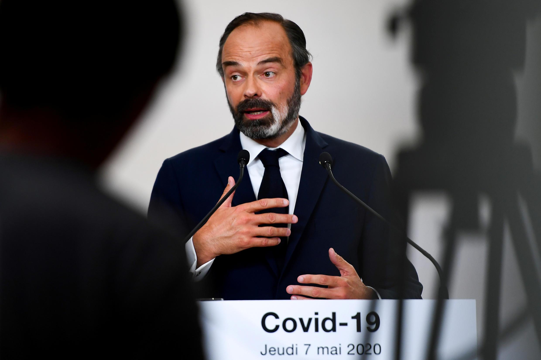法国总理菲利普5月7日宣布全法5月11日起逐步解封