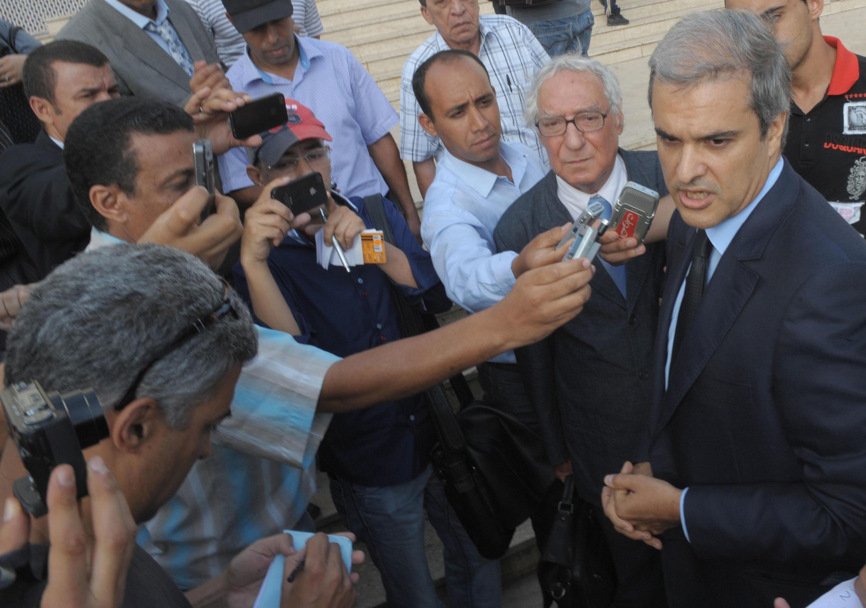 Moulay Hicham, troisième dans l'ordre de succession au trône du Maroc, en 2012. (photo d'archives)