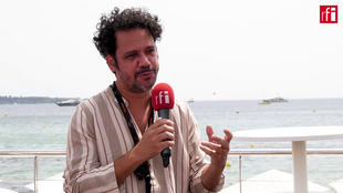 """O cineasta Carlos Segundo apresenta o curta """"Sideral"""" em competição no Festival de Cinema de Cannes."""