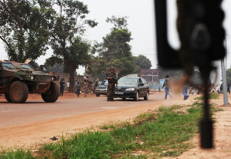 Bangui, le 26 décembre 2013.