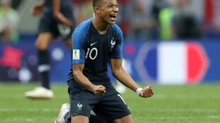 《华盛顿邮报》:19岁的法国前锋姆巴佩谁也挡不住,他会前途无量。