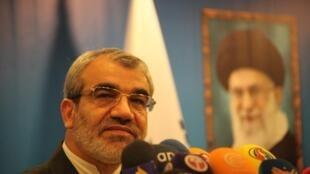 Iran Guardian Council spokesman