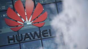 La sede central en Reino Unido del gigante chino de las comunicaciones Huawei, en Reading, al oeste de Londres, en una imagen del 28 de enero de 2020