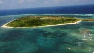 Đảo Thitu (Thị Tứ) còn được người Philippines gọi là đảo Hy vọng (Pagasa / Hope Island) - Reuters