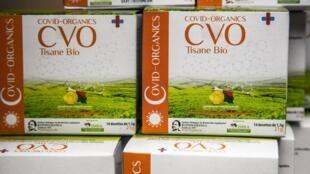 Covid-Organics, magani kuma rigakafin kamuwa da cutar coronavirus da kasar Madagascar ta samar