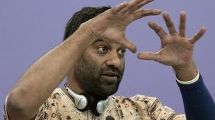 Kumi Naidoo, diretor internacional do Greenpeace.